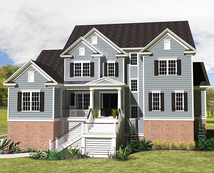 Edgewater new homes land development palm coast group for Edgewater homes